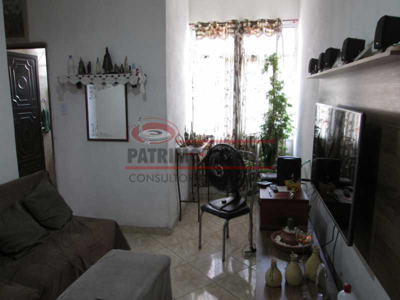 IMG_8814 - Apartamento 2quartos com dependência completa e garagem - PAAP24258 - 5