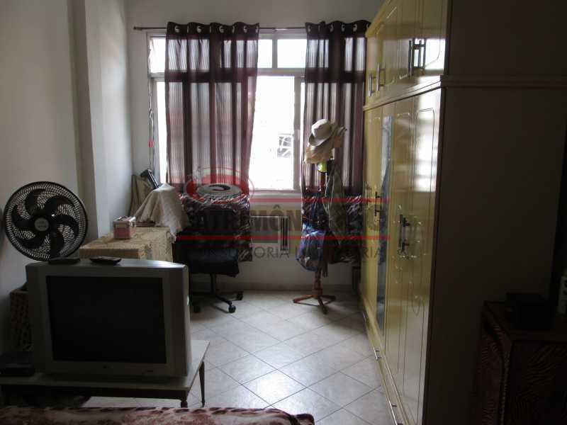 IMG_8815 - Apartamento 2quartos com dependência completa e garagem - PAAP24258 - 6