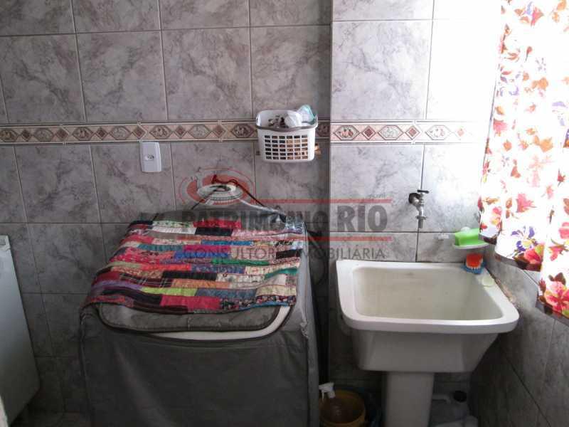 IMG_8826 - Apartamento 2quartos com dependência completa e garagem - PAAP24258 - 16