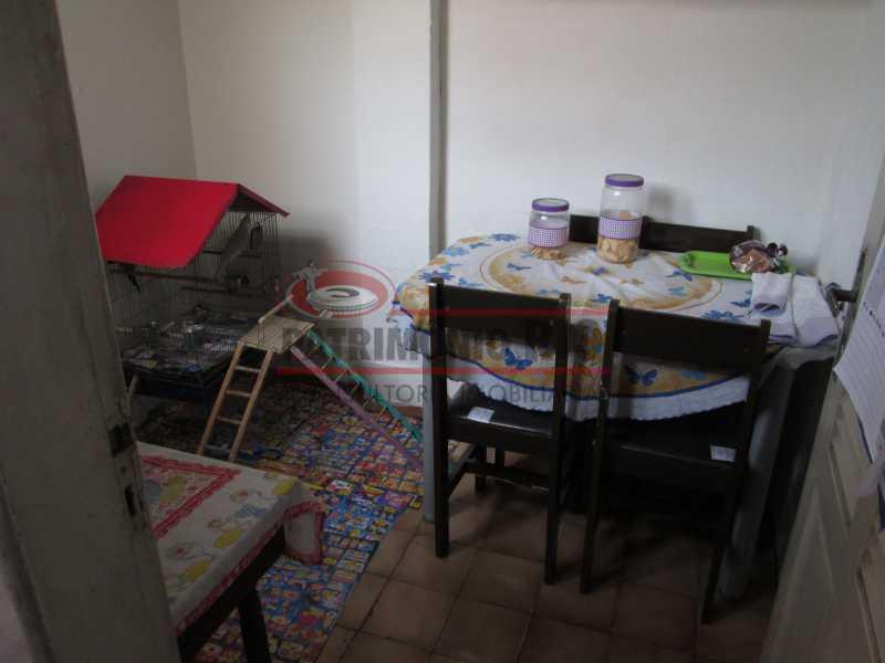 IMG_8828 - Apartamento 2quartos com dependência completa e garagem - PAAP24258 - 18