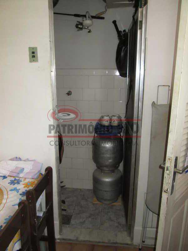 IMG_8829 - Apartamento 2quartos com dependência completa e garagem - PAAP24258 - 19