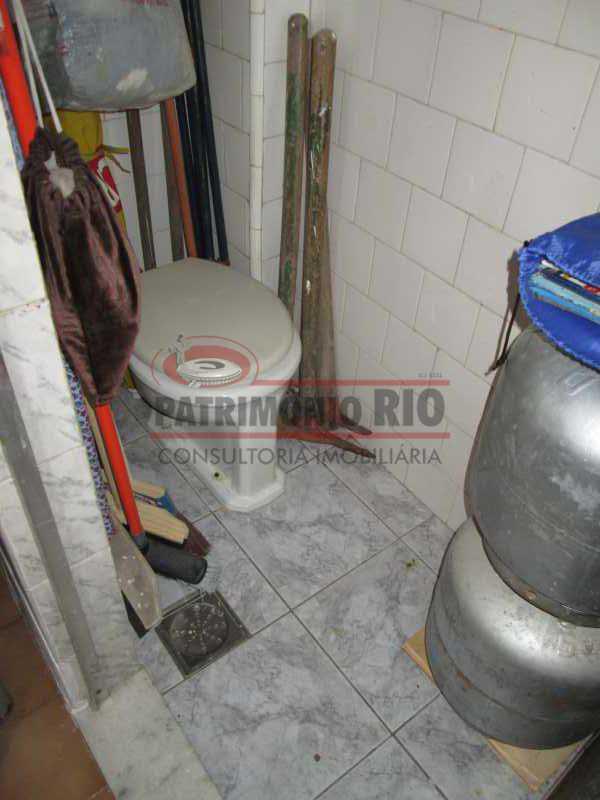 IMG_8830 - Apartamento 2quartos com dependência completa e garagem - PAAP24258 - 20