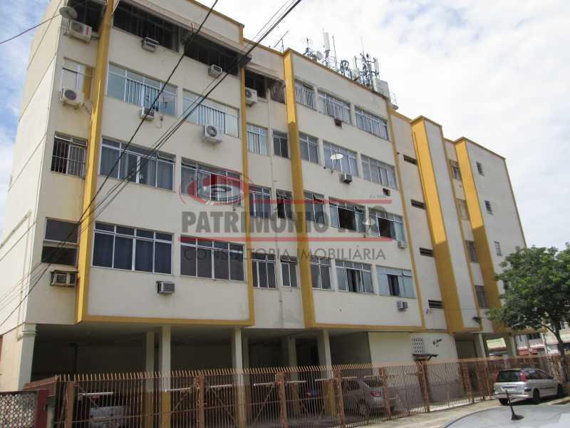 IMG_8831 - Apartamento 2quartos com dependência completa e garagem - PAAP24258 - 1