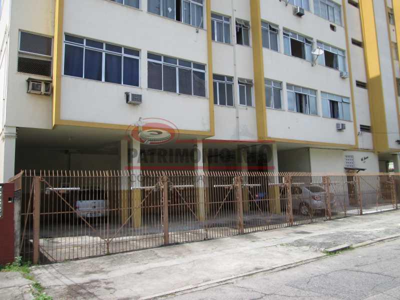 IMG_8832 - Apartamento 2quartos com dependência completa e garagem - PAAP24258 - 21