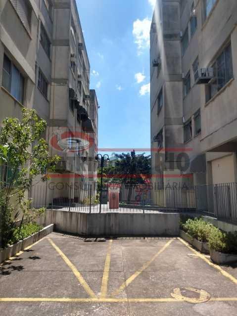 4 - Apartamento, Pça Seca, 2quartos Prédio com elevador, vaga e Financia - PAAP24270 - 21