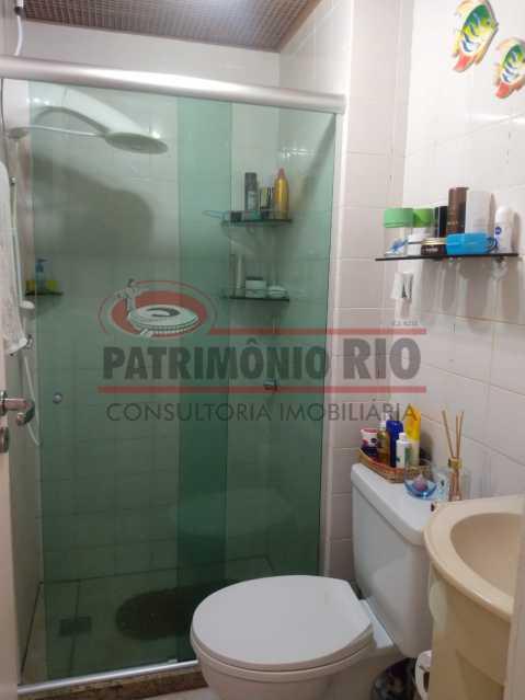 9 - Apartamento, Pça Seca, 2quartos Prédio com elevador, vaga e Financia - PAAP24270 - 24