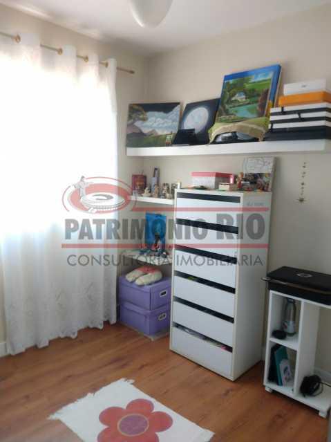 10 - Apartamento, Pça Seca, 2quartos Prédio com elevador, vaga e Financia - PAAP24270 - 8