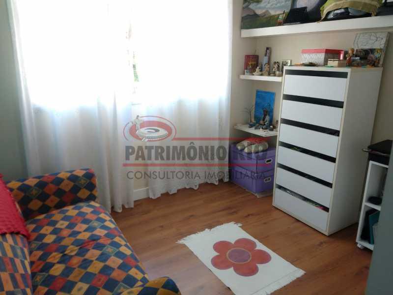 12 - Apartamento, Pça Seca, 2quartos Prédio com elevador, vaga e Financia - PAAP24270 - 7
