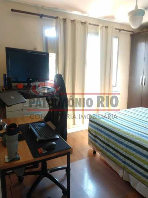 13 - Apartamento, Pça Seca, 2quartos Prédio com elevador, vaga e Financia - PAAP24270 - 25