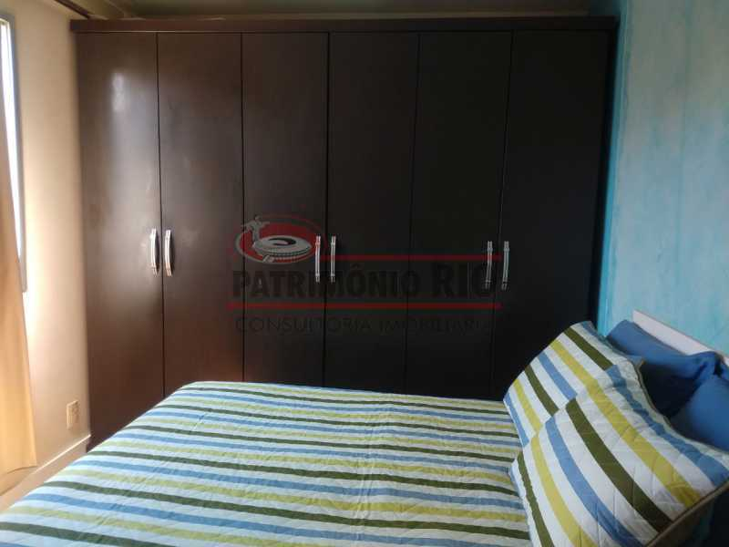 16 - Apartamento, Pça Seca, 2quartos Prédio com elevador, vaga e Financia - PAAP24270 - 13