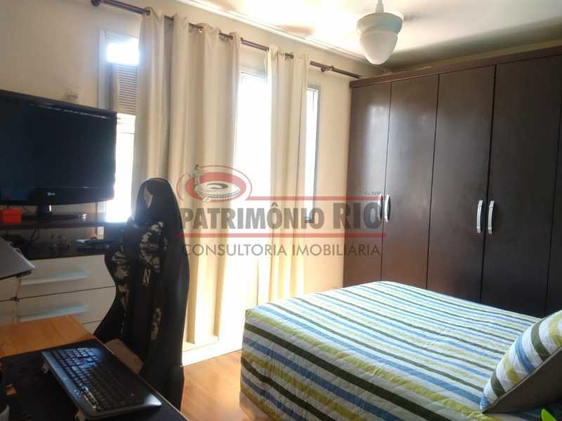17 - Apartamento, Pça Seca, 2quartos Prédio com elevador, vaga e Financia - PAAP24270 - 12