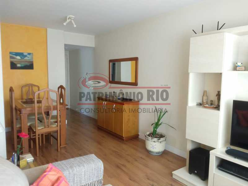 18 - Apartamento, Pça Seca, 2quartos Prédio com elevador, vaga e Financia - PAAP24270 - 3