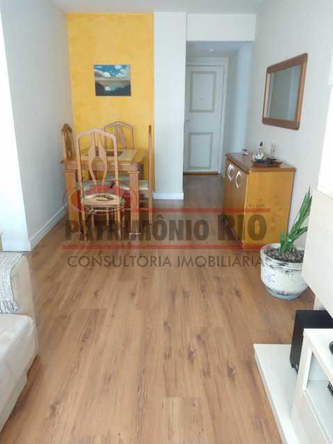 19 - Apartamento, Pça Seca, 2quartos Prédio com elevador, vaga e Financia - PAAP24270 - 23