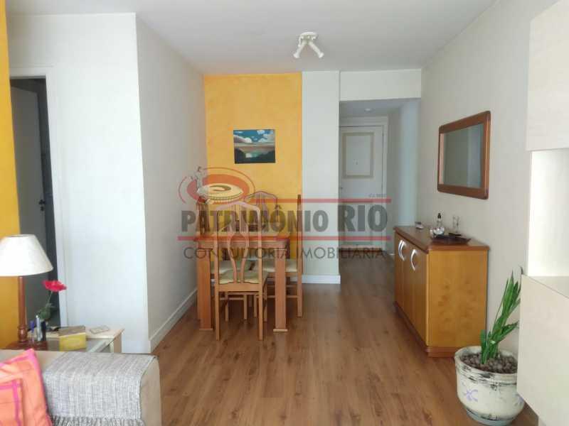 20 - Apartamento, Pça Seca, 2quartos Prédio com elevador, vaga e Financia - PAAP24270 - 1