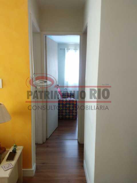 21 - Apartamento, Pça Seca, 2quartos Prédio com elevador, vaga e Financia - PAAP24270 - 6