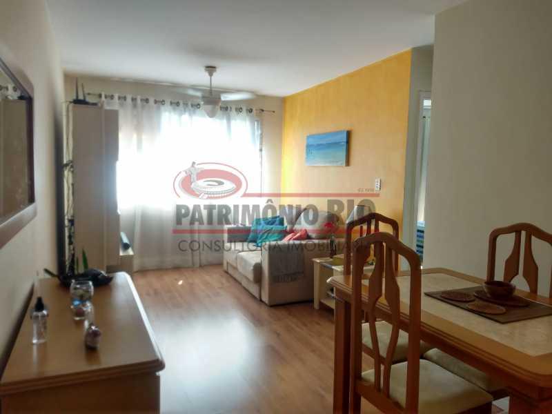 22 - Apartamento, Pça Seca, 2quartos Prédio com elevador, vaga e Financia - PAAP24270 - 4