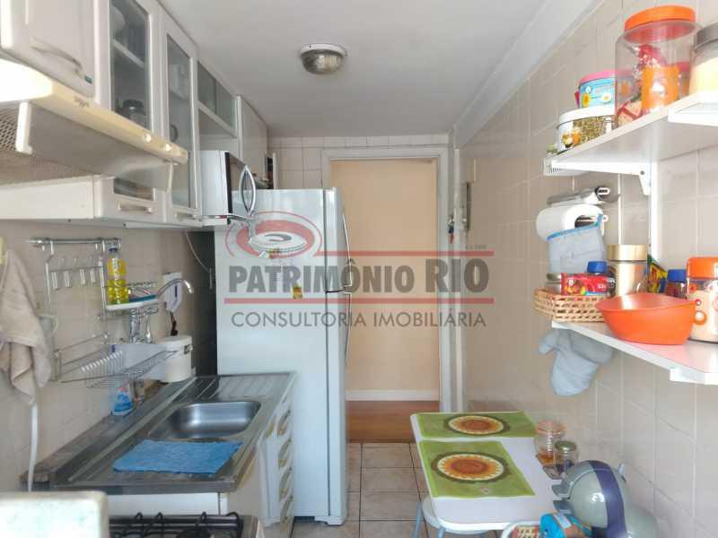 23 - Apartamento, Pça Seca, 2quartos Prédio com elevador, vaga e Financia - PAAP24270 - 26