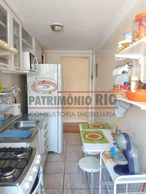 24 - Apartamento, Pça Seca, 2quartos Prédio com elevador, vaga e Financia - PAAP24270 - 15