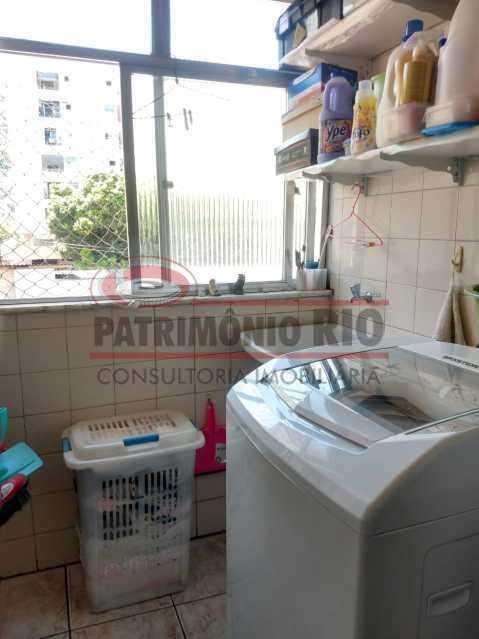 25 - Apartamento, Pça Seca, 2quartos Prédio com elevador, vaga e Financia - PAAP24270 - 17