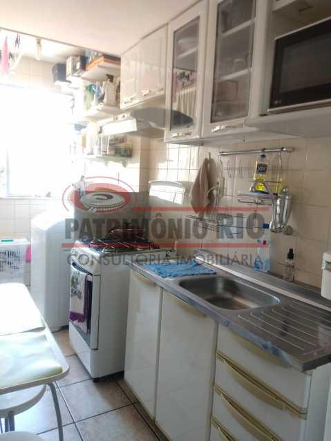 26 - Apartamento, Pça Seca, 2quartos Prédio com elevador, vaga e Financia - PAAP24270 - 16