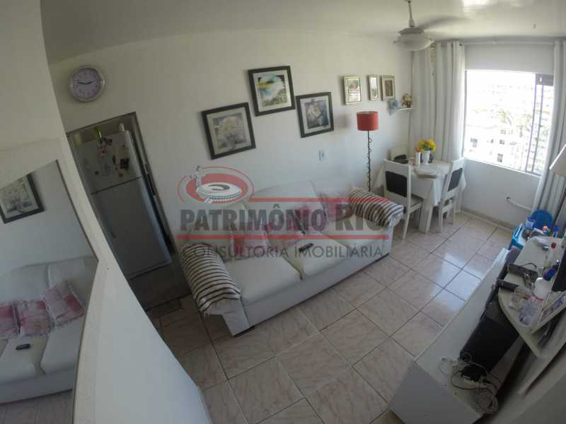 1 - Raridade, sala, quarto, com vaga na Penha Circular - PAAP10491 - 5