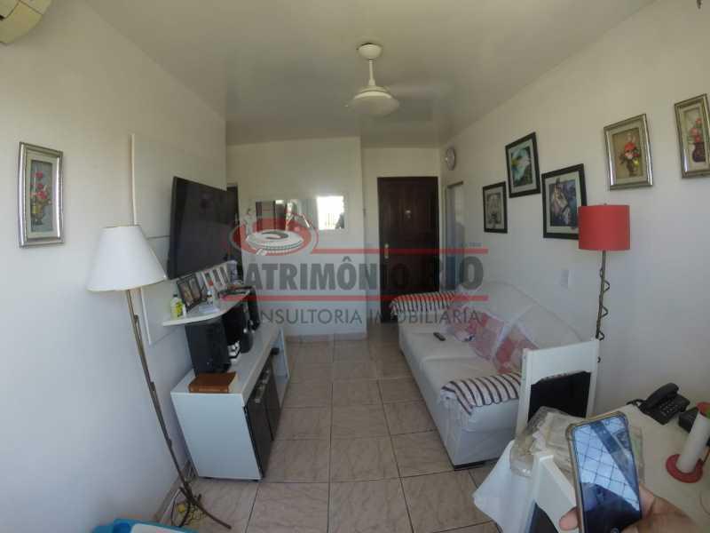 1 - Raridade, sala, quarto, com vaga na Penha Circular - PAAP10491 - 4