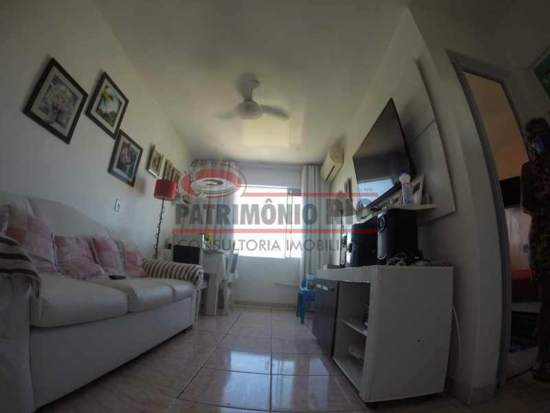 1 - Raridade, sala, quarto, com vaga na Penha Circular - PAAP10491 - 6