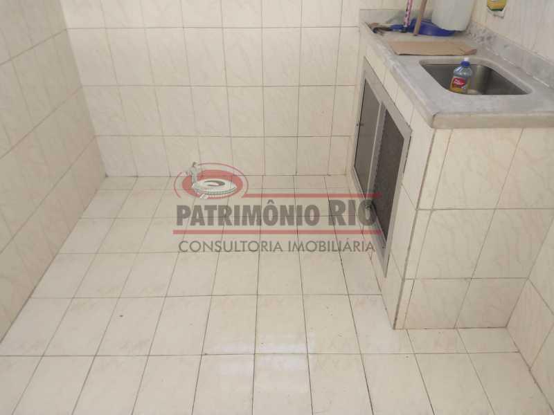 3 - Ótimo Apartamento 1quarto amplo Sobrado Irajá - PAAP10492 - 17
