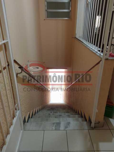 7 - Ótimo Apartamento 1quarto amplo Sobrado Irajá - PAAP10492 - 21