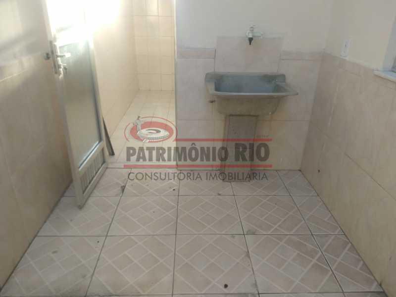 9 - Ótimo Apartamento 1quarto amplo Sobrado Irajá - PAAP10492 - 20