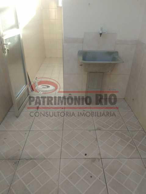 10 - Ótimo Apartamento 1quarto amplo Sobrado Irajá - PAAP10492 - 25