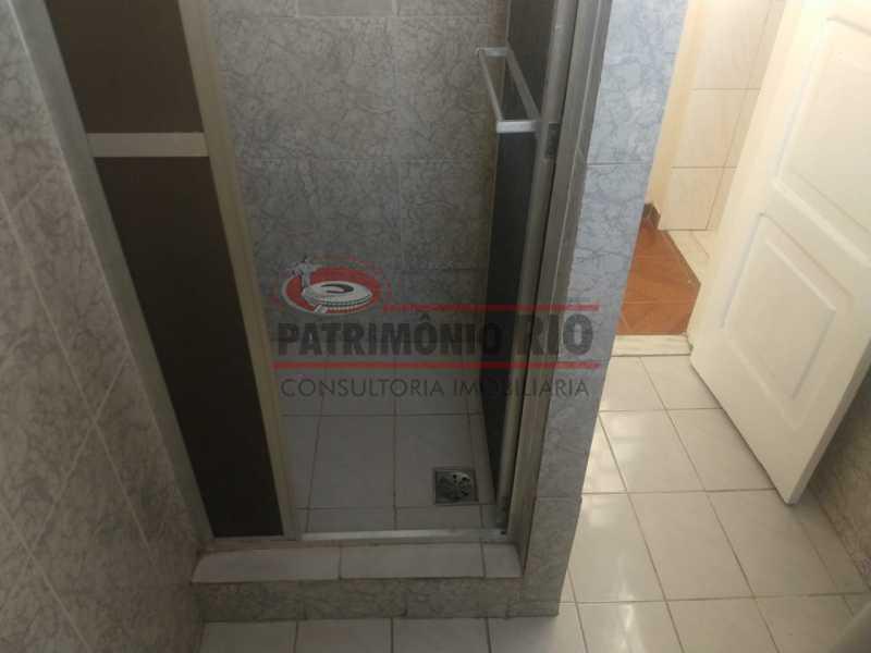 12 - Ótimo Apartamento 1quarto amplo Sobrado Irajá - PAAP10492 - 13