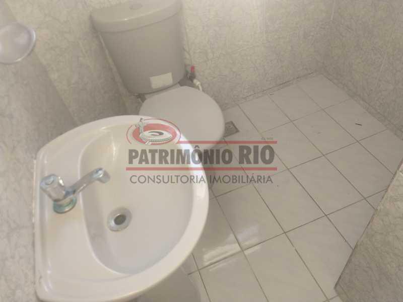 13 - Ótimo Apartamento 1quarto amplo Sobrado Irajá - PAAP10492 - 11