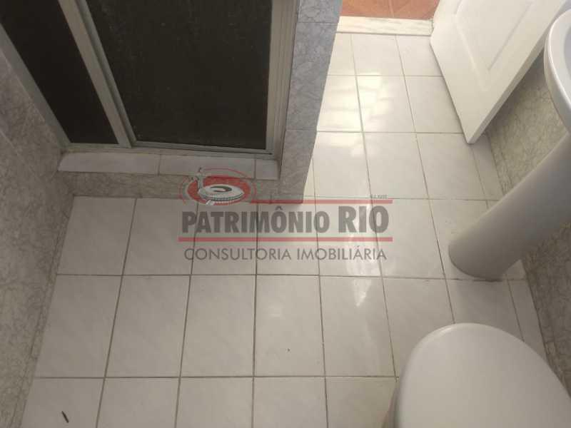 15 - Ótimo Apartamento 1quarto amplo Sobrado Irajá - PAAP10492 - 12