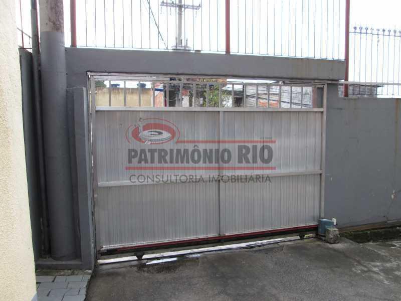 IMG_7439 - Apartamento 2quartos com garagem vazio - PAAP24275 - 23