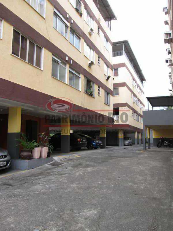 IMG_7440 - Apartamento 2quartos com garagem vazio - PAAP24275 - 18