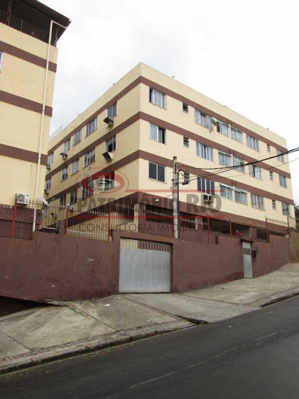 IMG_7441 - Apartamento 2quartos com garagem vazio - PAAP24275 - 17