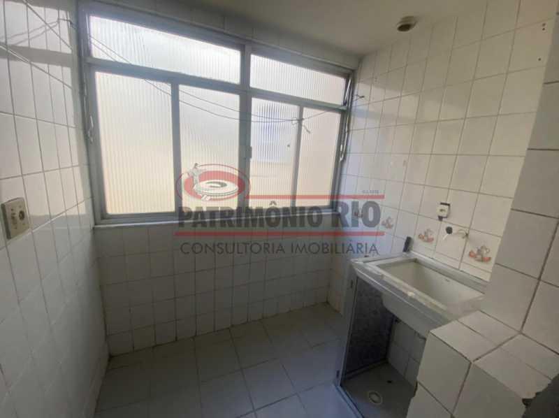 2 - Apartamento 2quartos com garagem vazio - PAAP24275 - 15