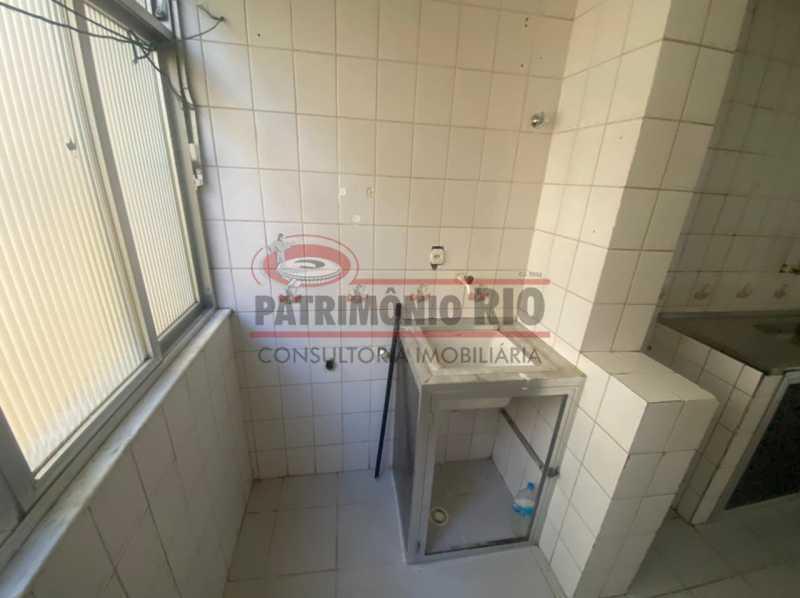 3 - Apartamento 2quartos com garagem vazio - PAAP24275 - 16