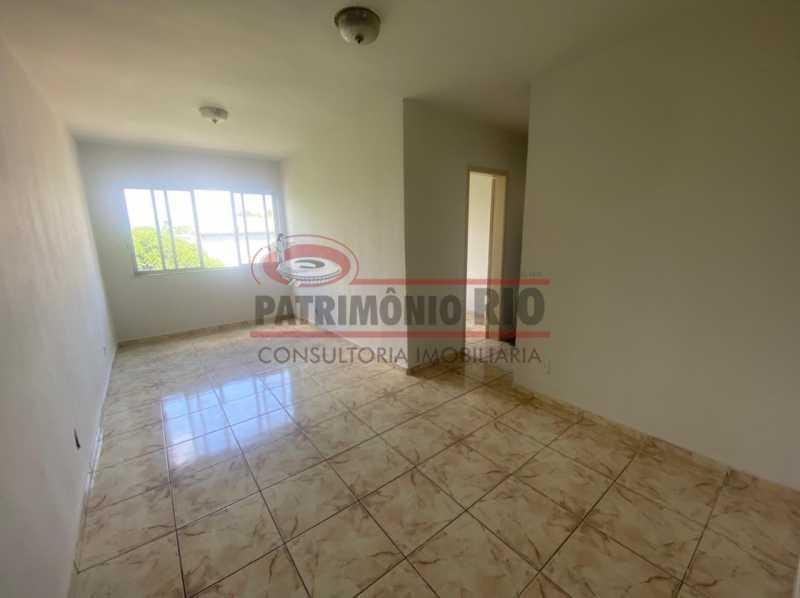 5 - Apartamento 2quartos com garagem vazio - PAAP24275 - 1