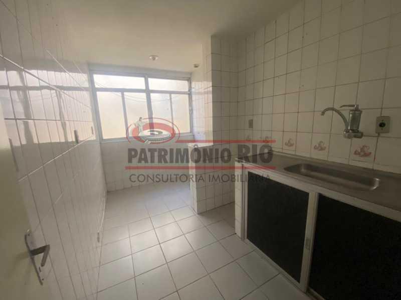 índice - Apartamento 2quartos com garagem vazio - PAAP24275 - 13