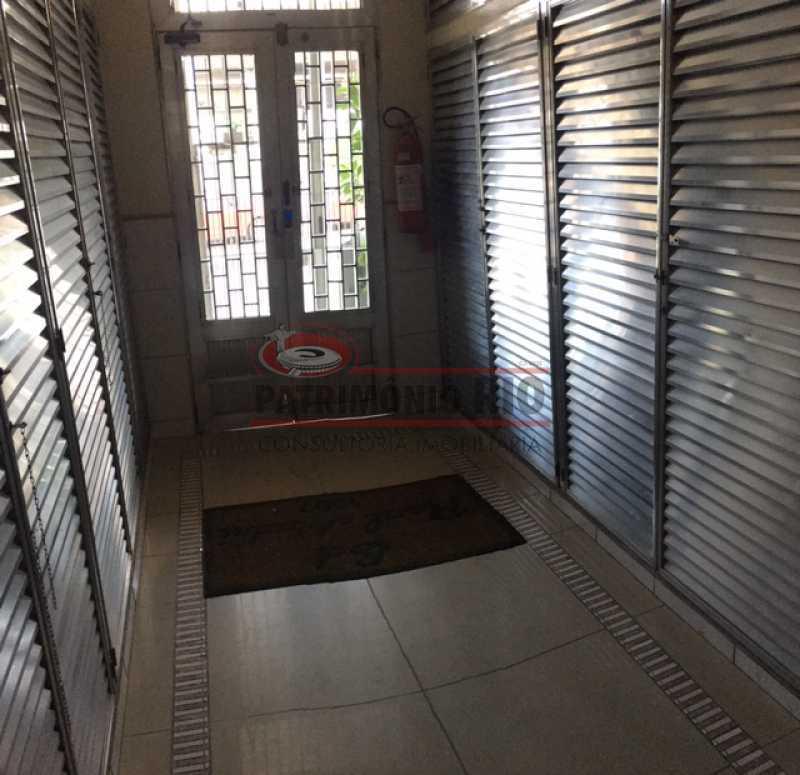 IMG_6486 - Bom apartamento em Higienópolis de 1 quarto. - PAAP10493 - 15