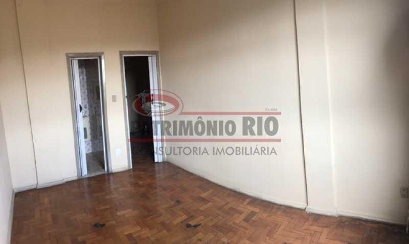 IMG_6489 - Bom apartamento em Higienópolis de 1 quarto. - PAAP10493 - 3