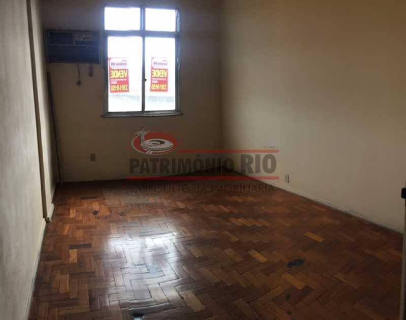 IMG_6490 - Bom apartamento em Higienópolis de 1 quarto. - PAAP10493 - 1