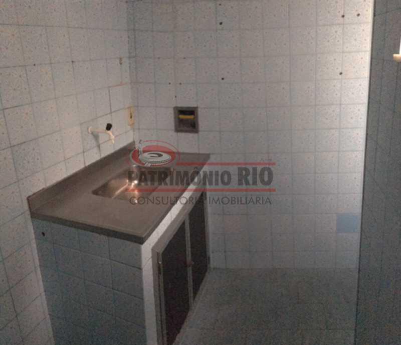 IMG_6497 - Bom apartamento em Higienópolis de 1 quarto. - PAAP10493 - 9