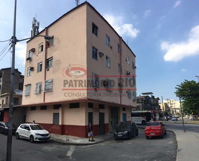 IMG_6504 - Bom apartamento em Higienópolis de 1 quarto. - PAAP10493 - 20