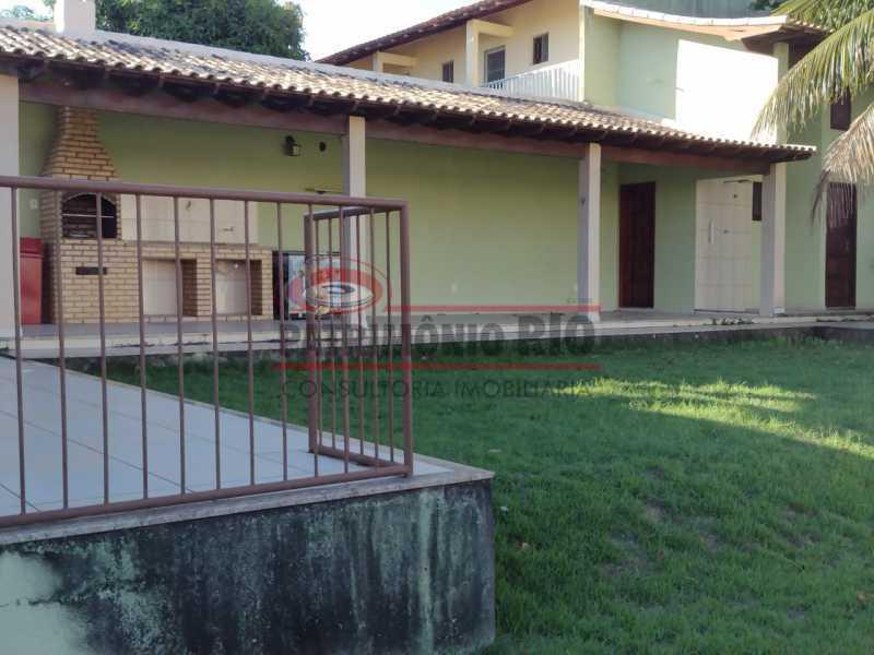 índice1841 - Excelente Casa Linear, 4quartos Parque Hotel Araruama - PACA30553 - 26