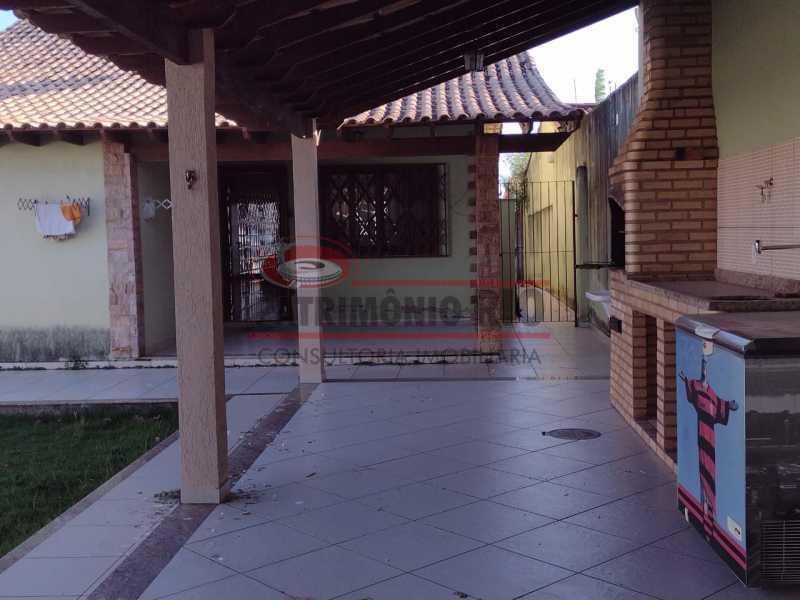 índice1835 - Excelente Casa Linear, 4quartos Parque Hotel Araruama - PACA30553 - 18