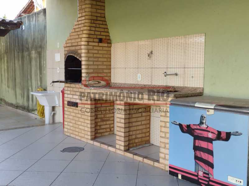 índice1834 - Excelente Casa Linear, 4quartos Parque Hotel Araruama - PACA30553 - 25