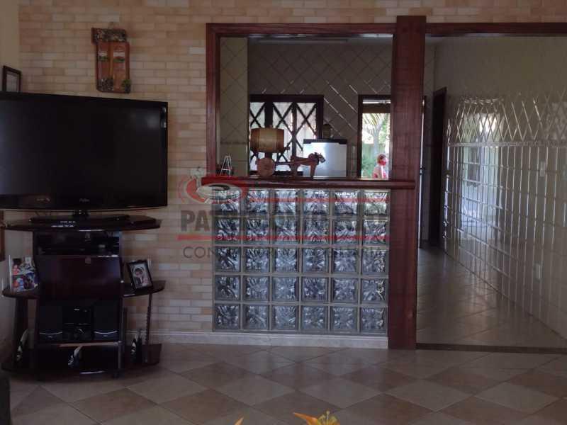 índice184 - Excelente Casa Linear, 4quartos Parque Hotel Araruama - PACA30553 - 6